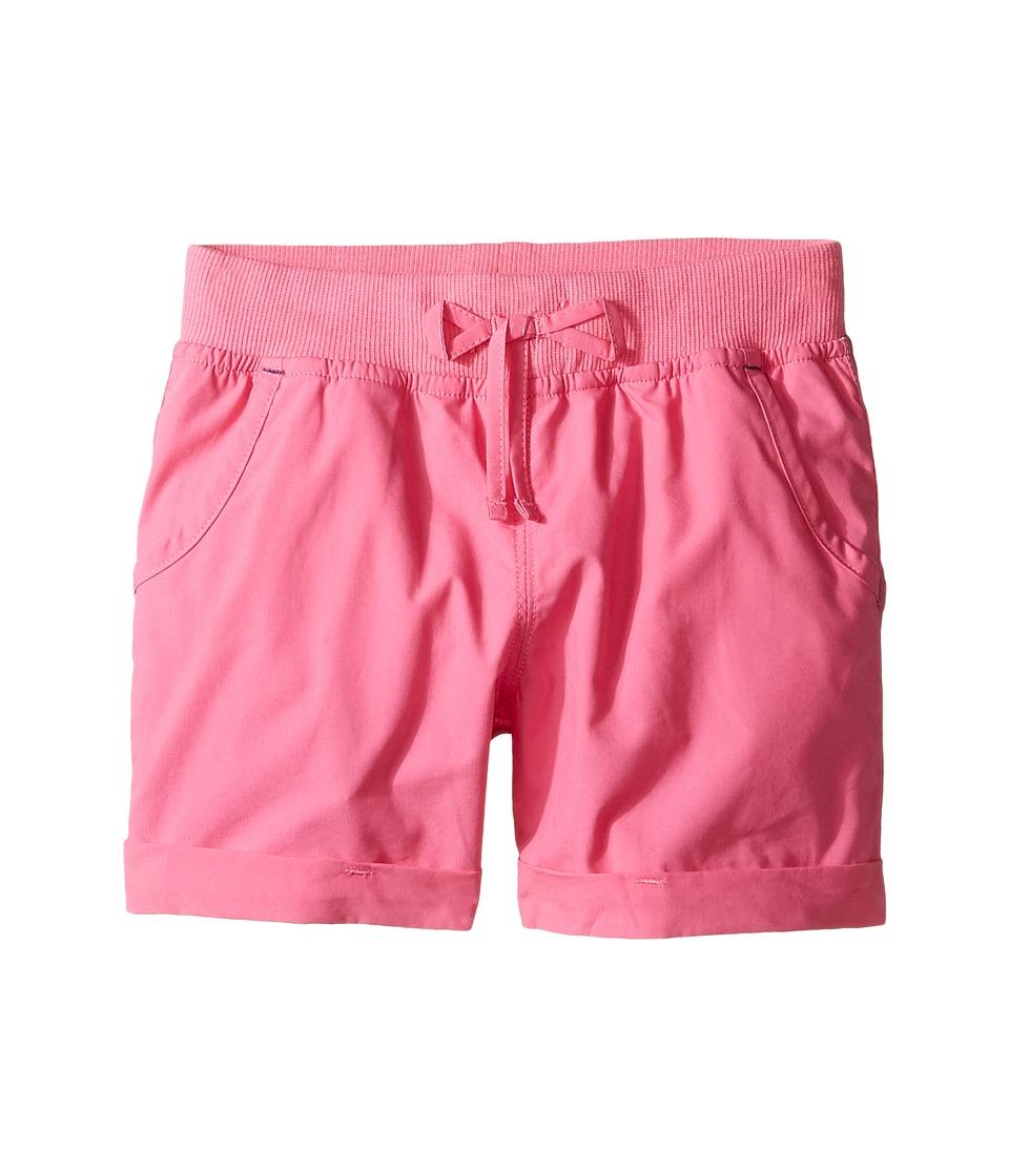 Columbia Kids - 5 Oaks II Pull-On Shorts (Little Kids/Big Kids) (Wild Geranium) Girl's Shorts