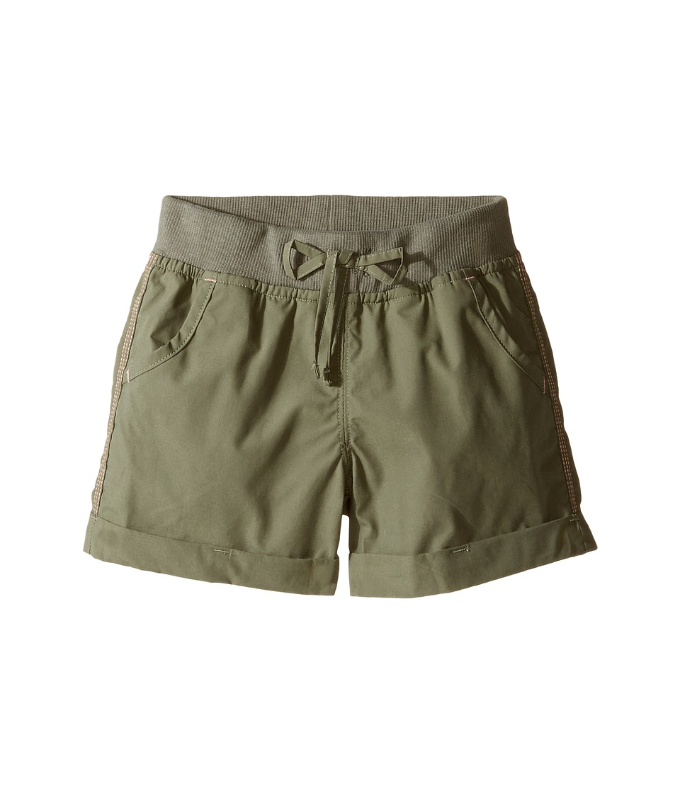 Columbia Kids - 5 Oaks II Pull-On Shorts (Little Kids/Big Kids) (Cypress) Girl's Shorts