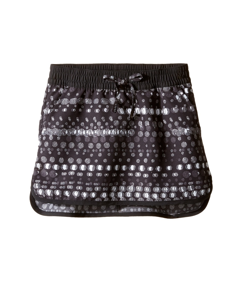 Columbia Kids - Solar Stream Skort (Little Kids/Big Kids) (Black Bubble Dot) Girl's Skort