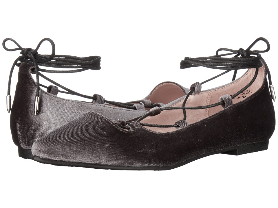 Chinese Laundry - Endless (Smoke Summer Rich Velvet) Women's Flat Shoes