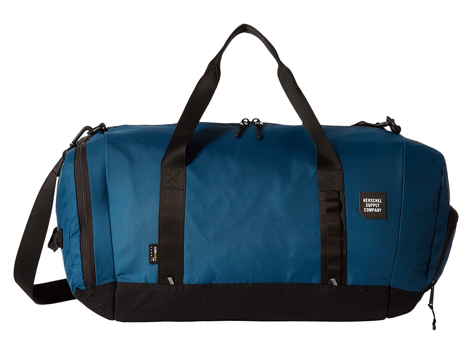 Herschel Supply Co. - Gorge (Legion Blue/Black) Duffel Bags