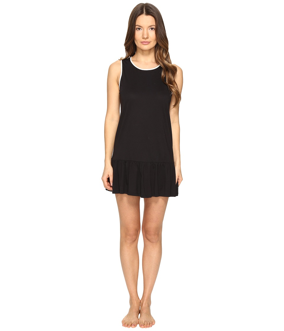 Kate Spade New York - Chemise (Black) Women's Pajama