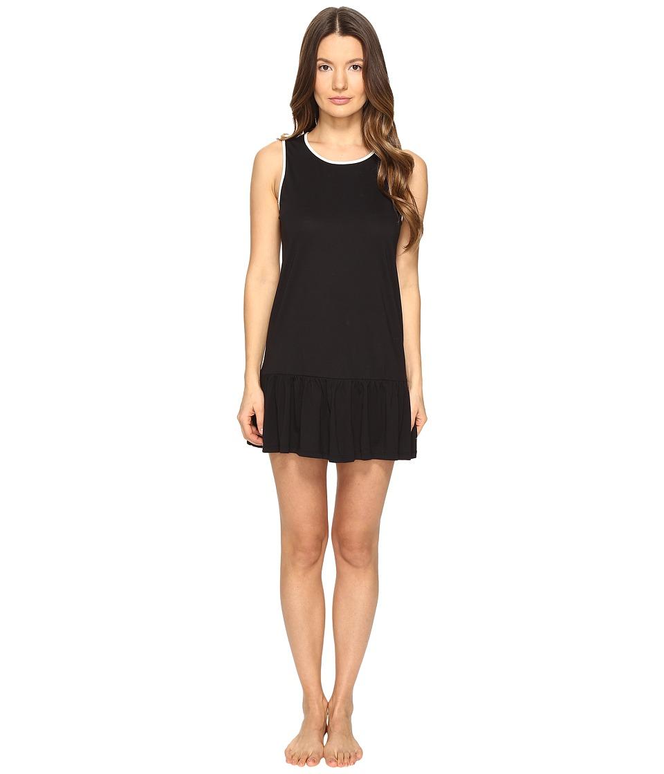 Kate Spade New York - Chemise (Black) Women's Pajama