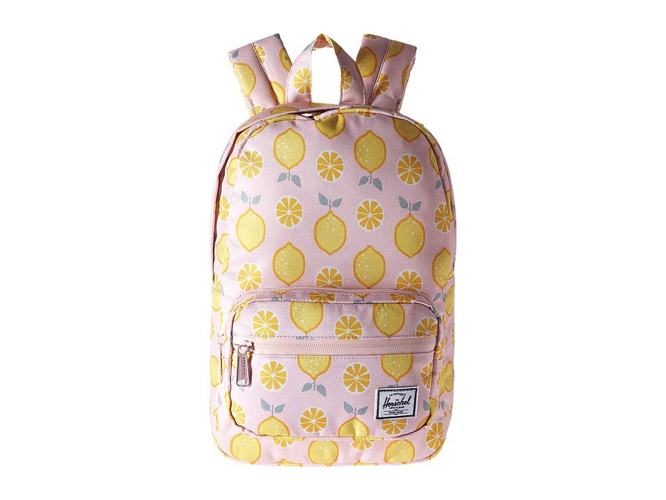 Herschel Supply Co. - Pop Quiz Kids (Lemon Drop) Backpack Bags