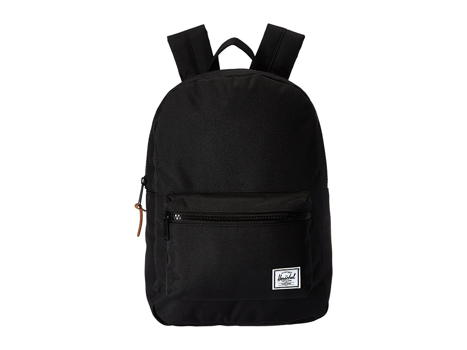 Herschel Supply Co. - Settlement Youth (Black 1) Backpack Bags
