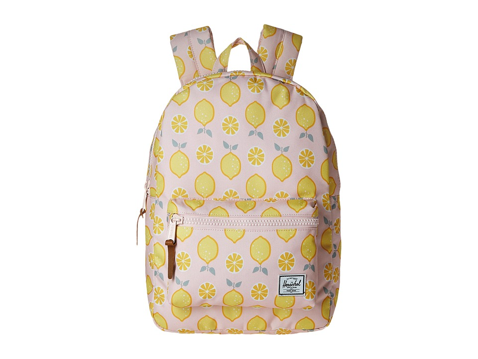 Herschel Supply Co. - Settlement Youth (Lemon Drop) Backpack Bags