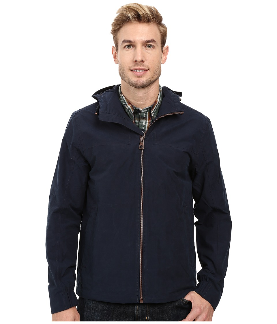 Timberland - DryVent Ragged Packable Jacket (Dark Sapphire) Men's Coat
