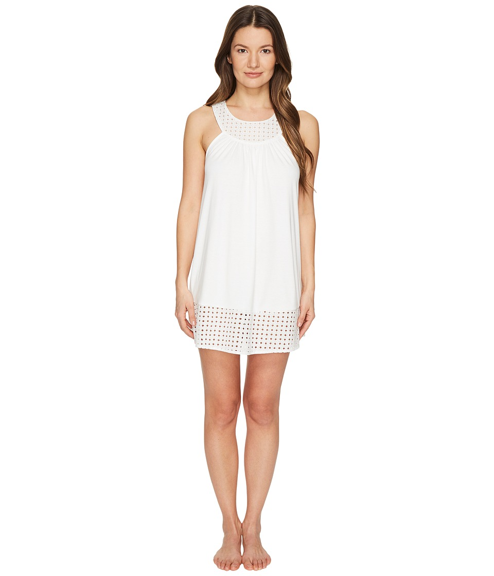 Kate Spade New York - Chemise (Fresh White) Women's Pajama