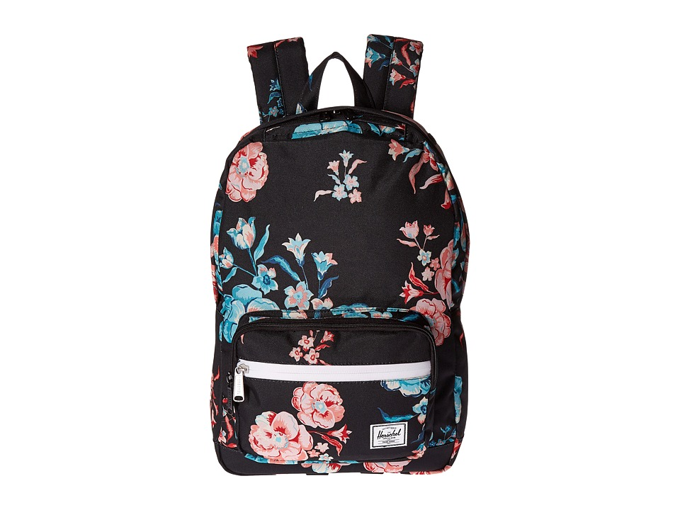 Herschel Supply Co. - Pop Quiz Mid-Volume (Pastel Petals) Backpack Bags