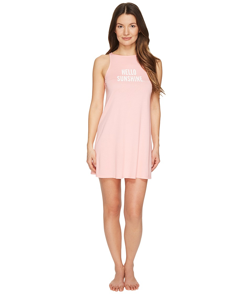 Kate Spade New York - Hello Sunshine Chemise (Sweet Peach) Women's Pajama