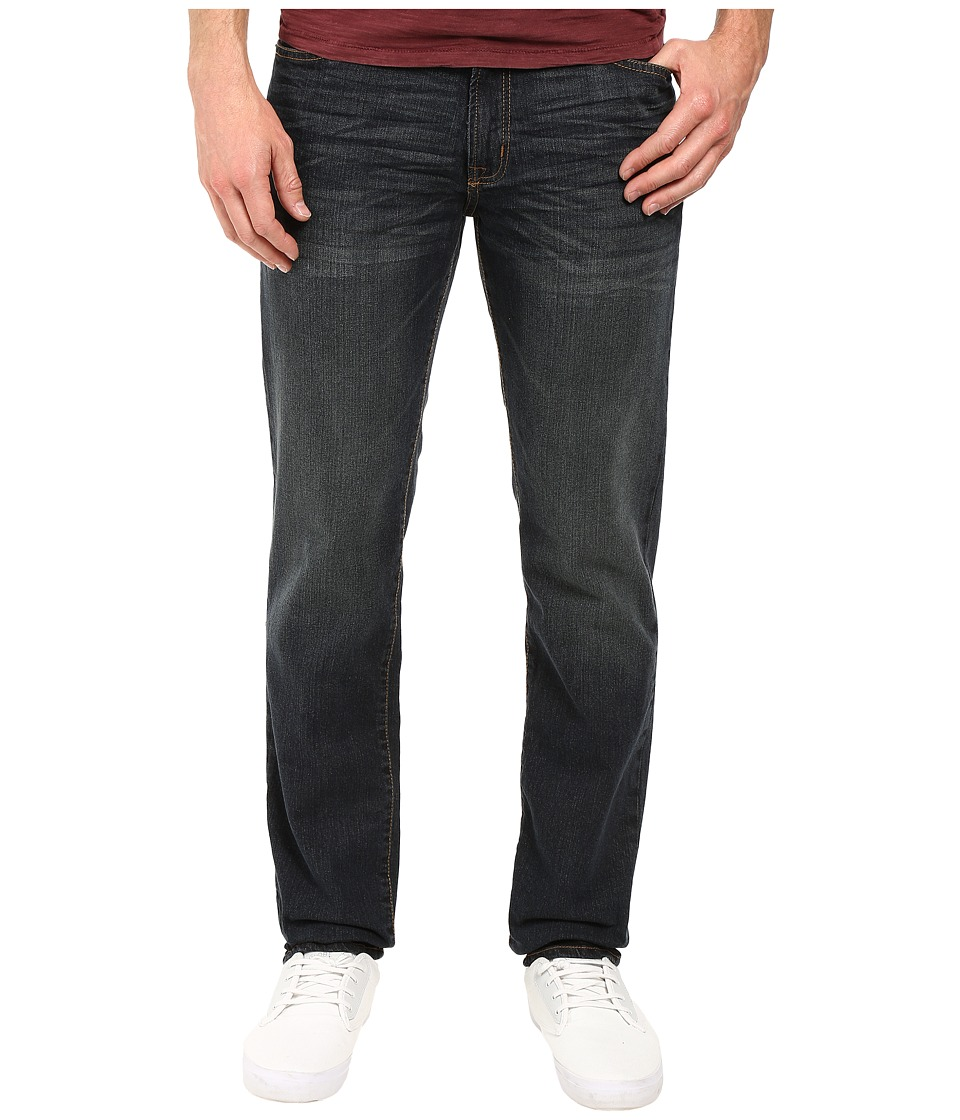 U.S. POLO ASSN. - Stretch Denim Skinny Fit Five-Pocket Jeans in Blue (Blue) Men's Jeans