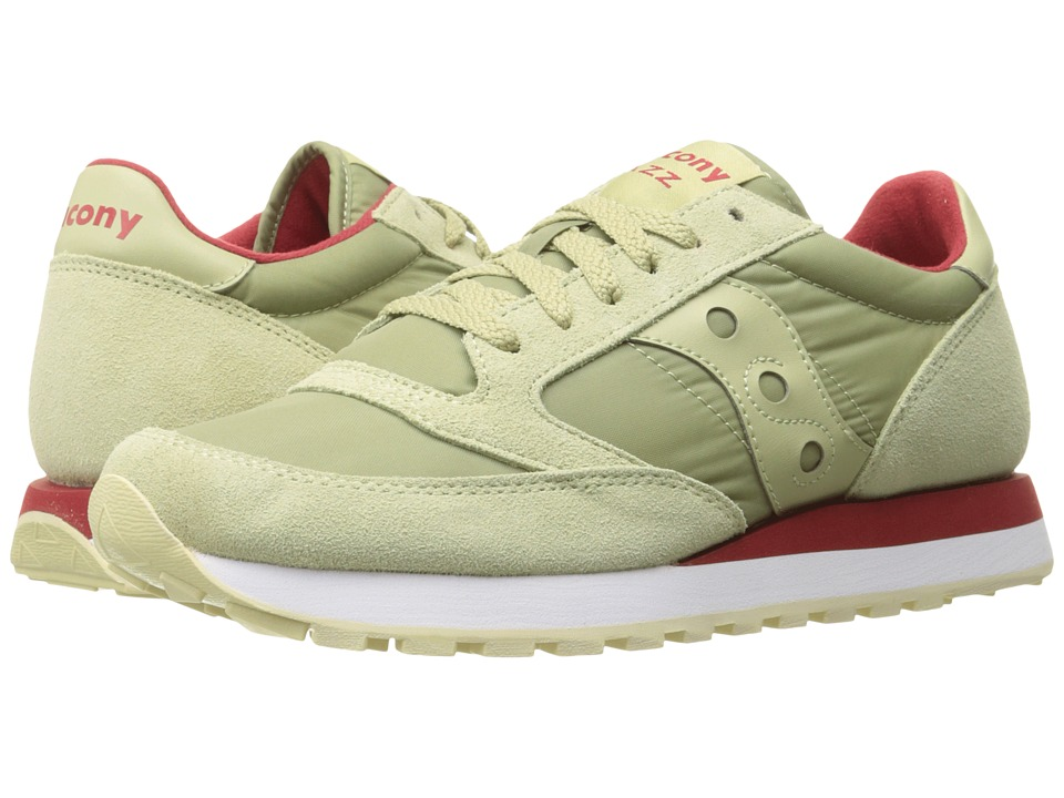 Saucony Originals - Jazz Original (Light Tan 1) Men's Classic Shoes