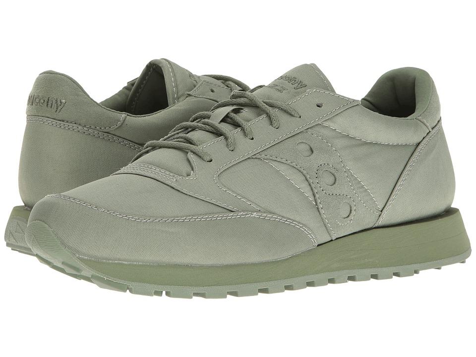 Saucony Originals - Jazz O Mono (Green) Men's Classic Shoes