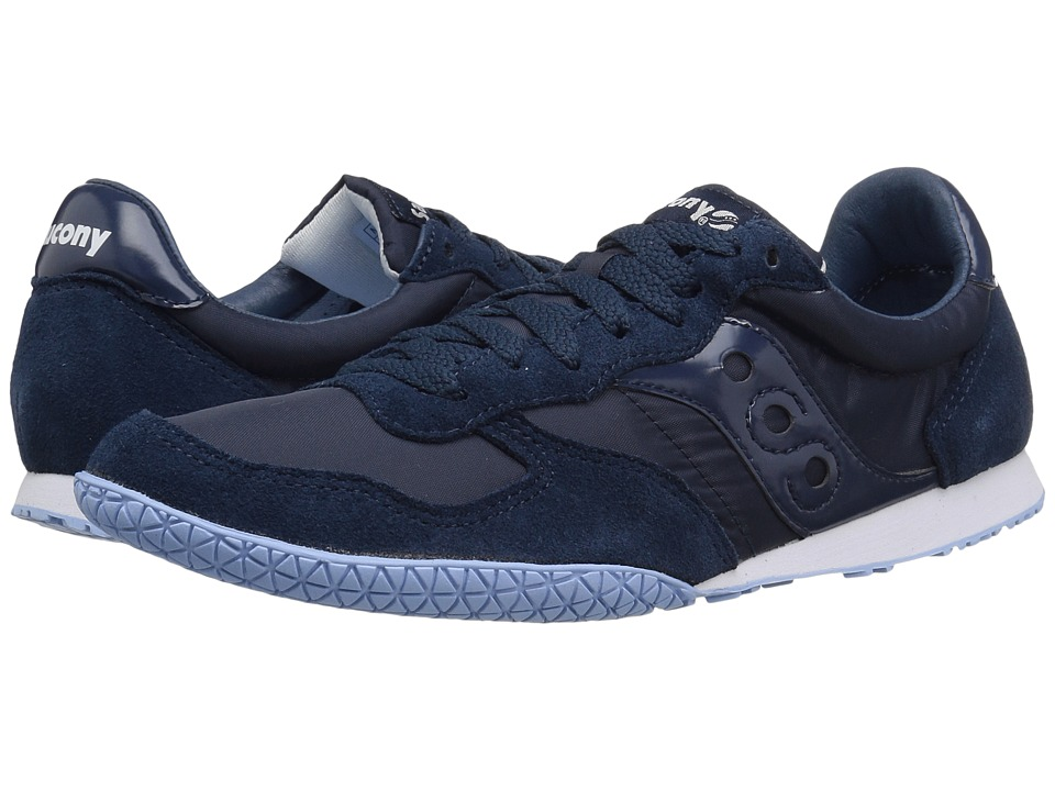 Saucony Originals - Bullet (Navy) Men's Classic Shoes
