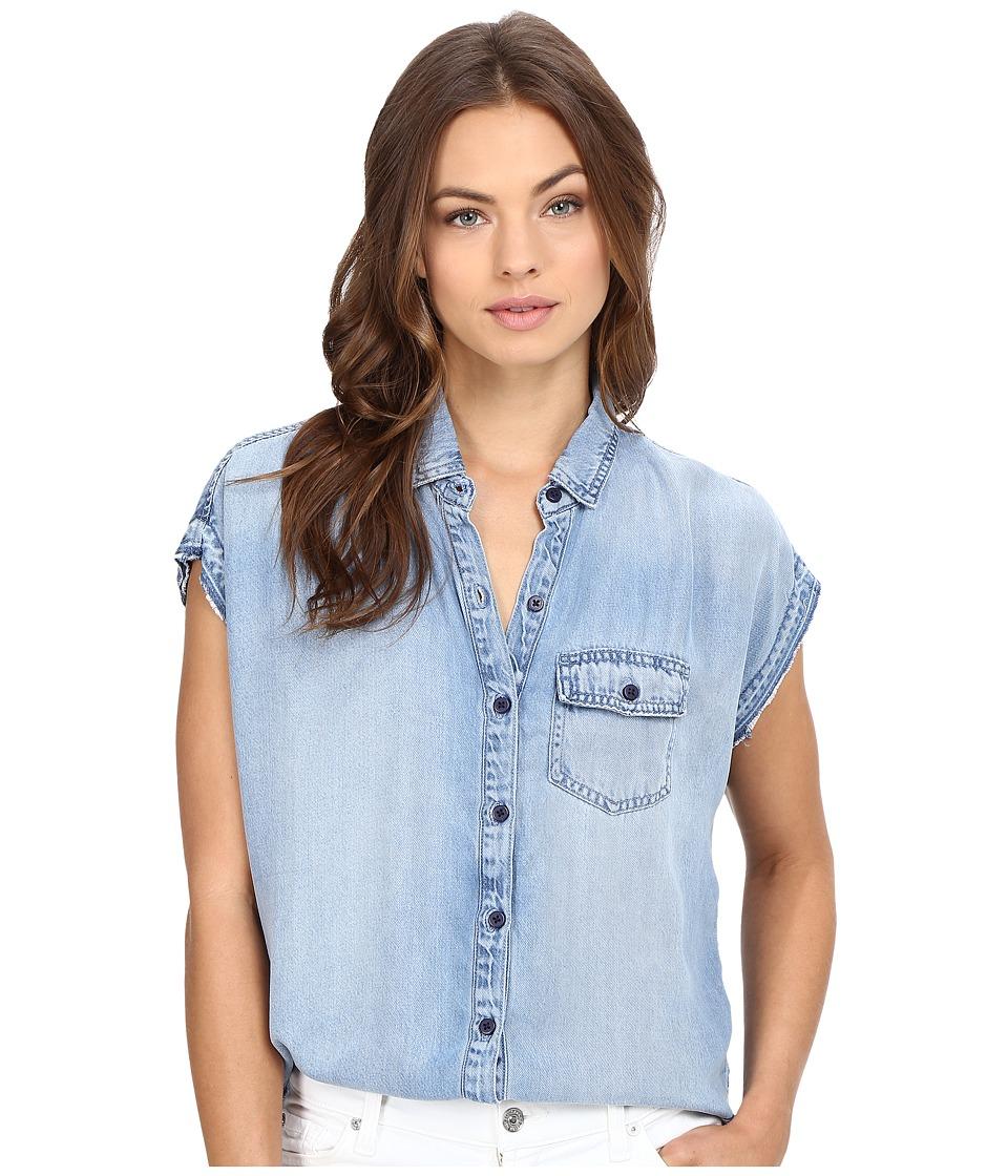 Joe's Jeans - Andrea Shirt (Presley) Women's Clothing