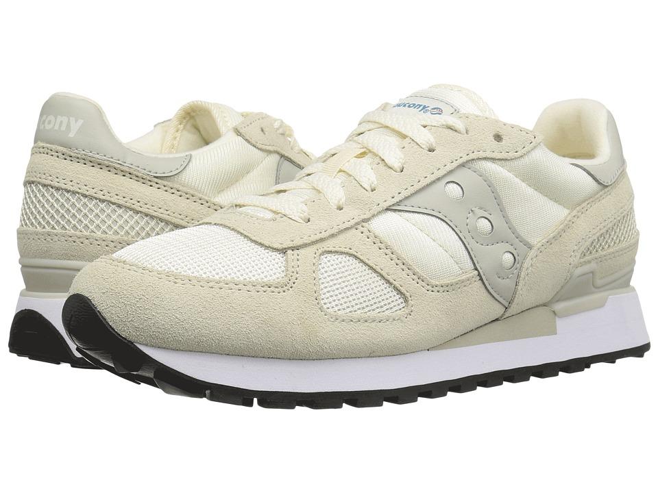 Saucony Originals - Shadow Original (Off-White) Classic Shoes