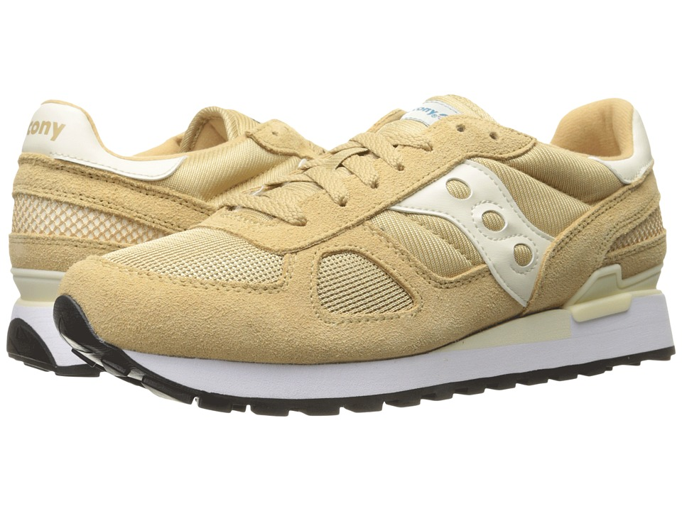 Saucony Originals - Shadow Original (Light Tan) Classic Shoes