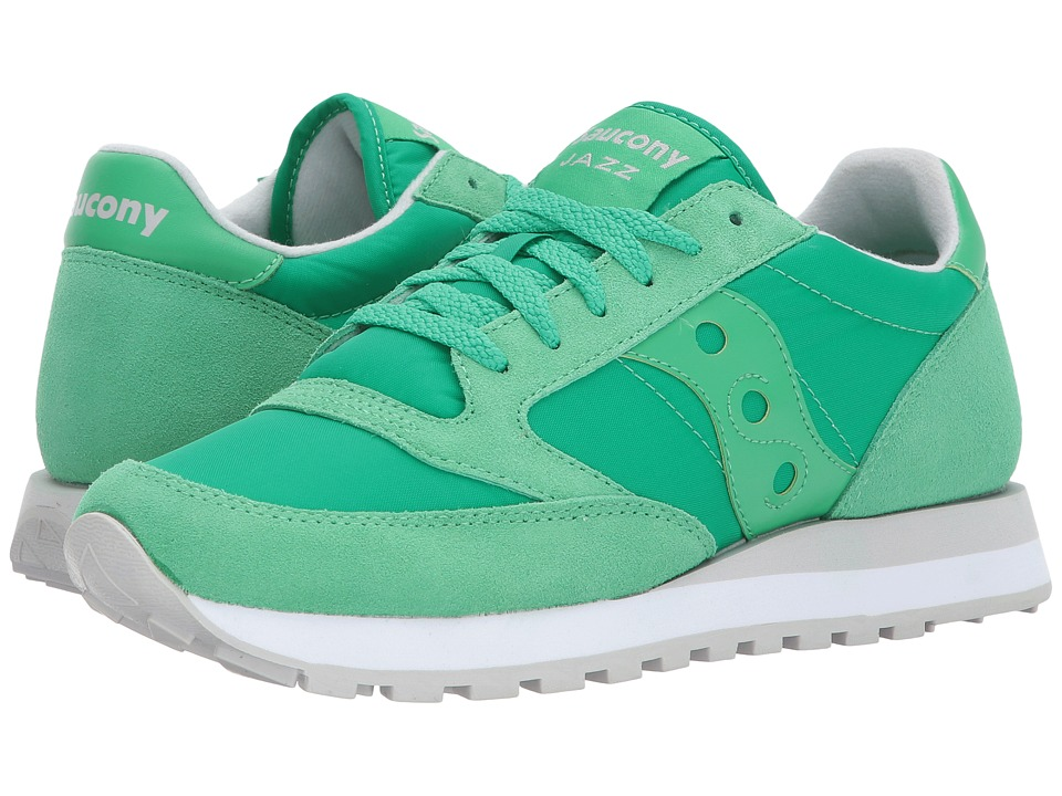 Saucony Originals - Jazz Original (Green 2) Women's Classic Shoes