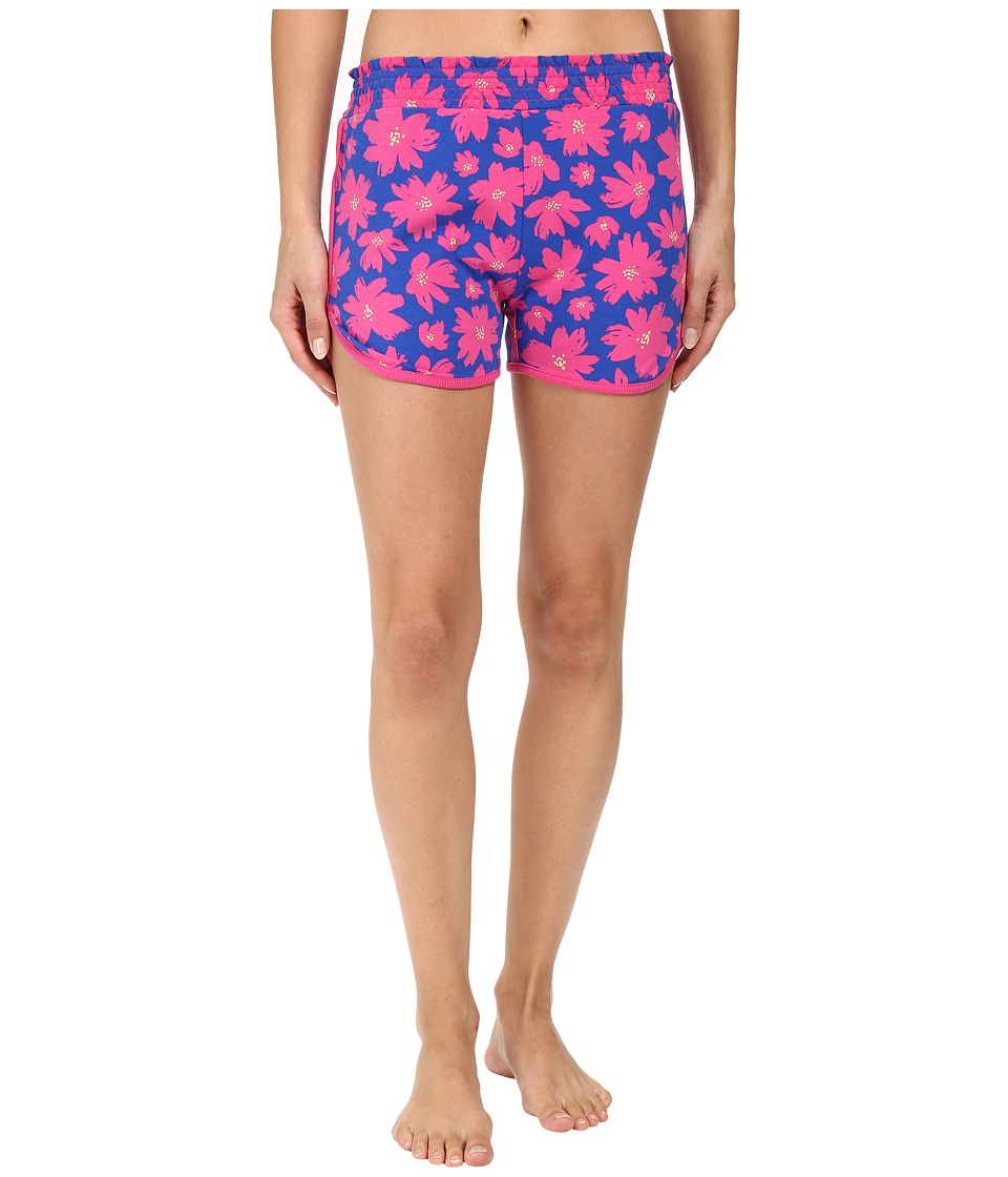 Vera Bradley - Pajama Shorts (Art Poppies) Women's Pajama