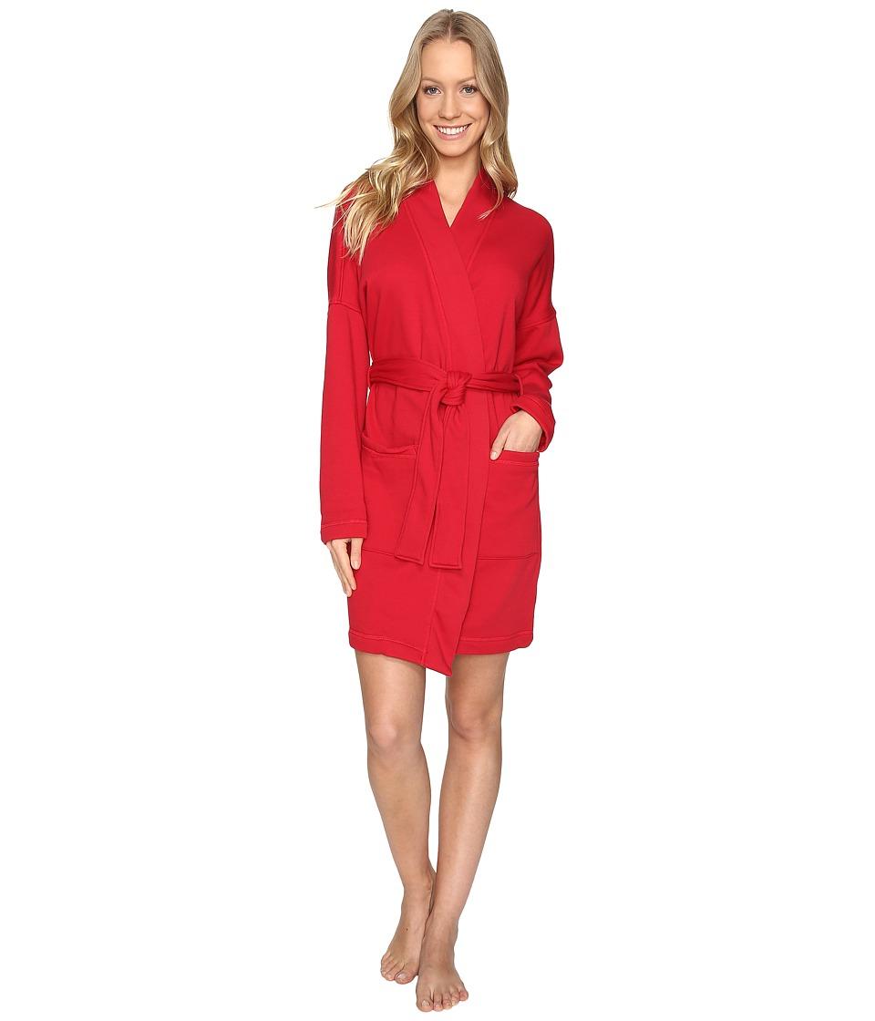 UGG - Braelyn Kimono Robe (Lipstick Red) Women's Robe