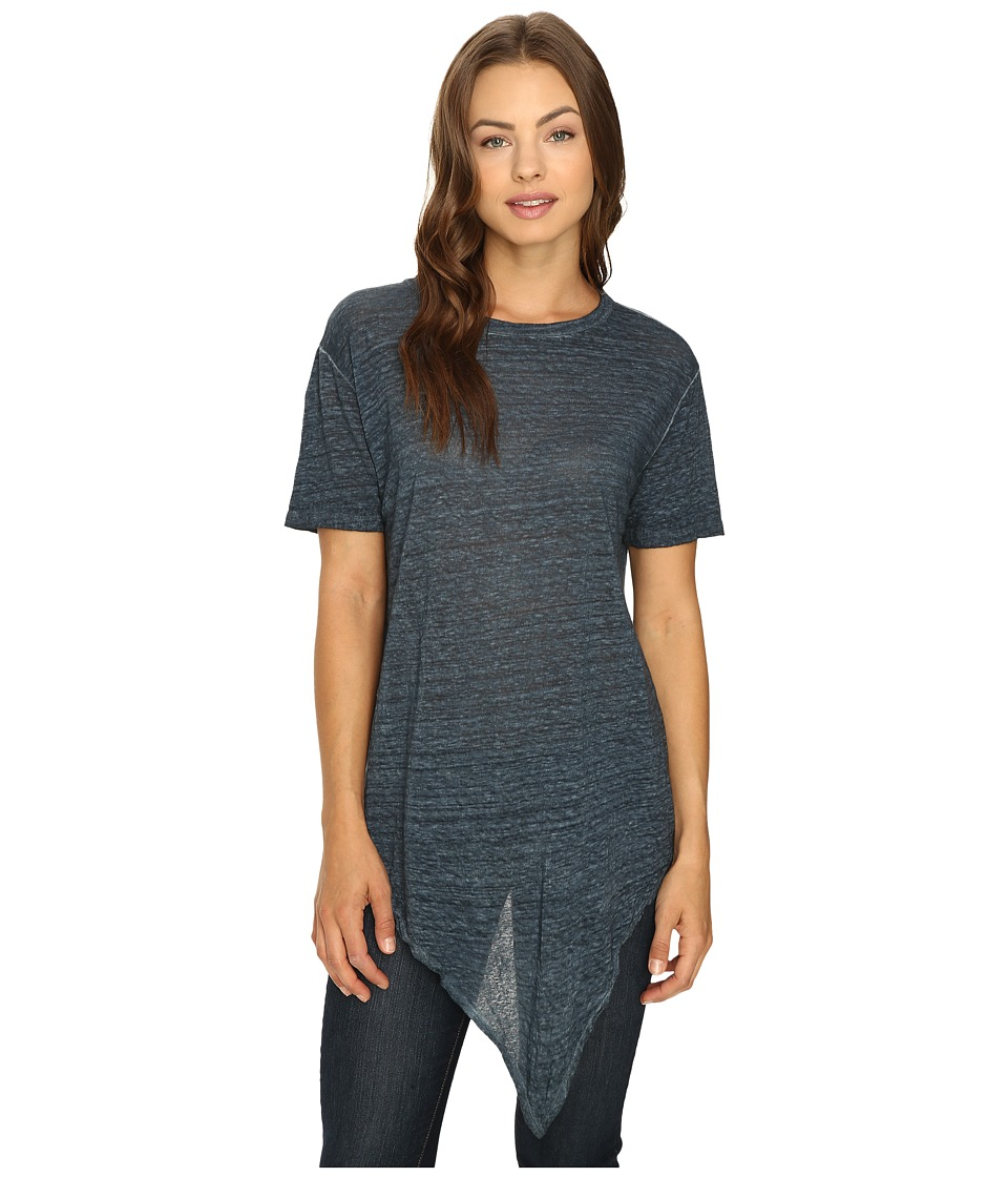 Young Fabulous & Broke - Seri Top (Indigo) Women's Clothing