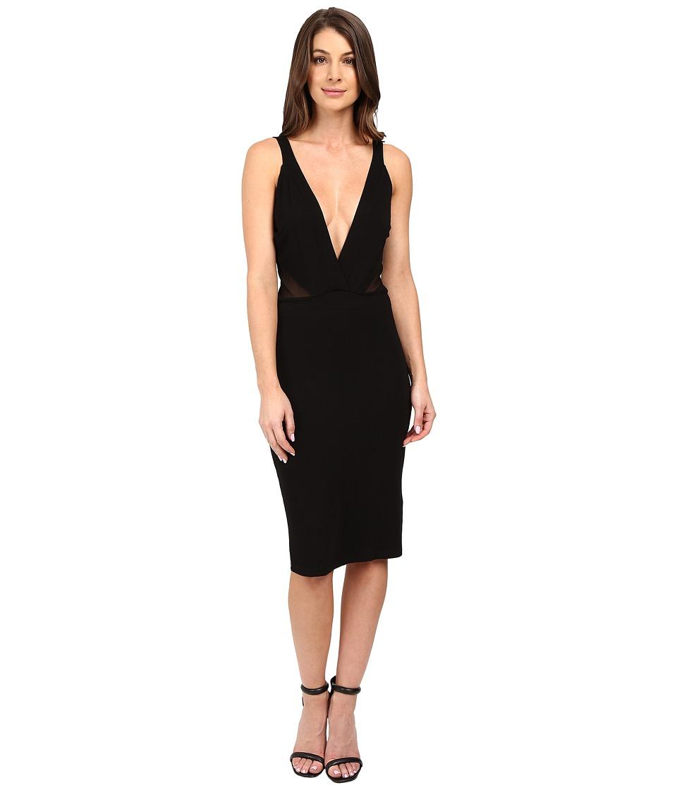 Young Fabulous & Broke - Benny Dress (Black) Women's Dress