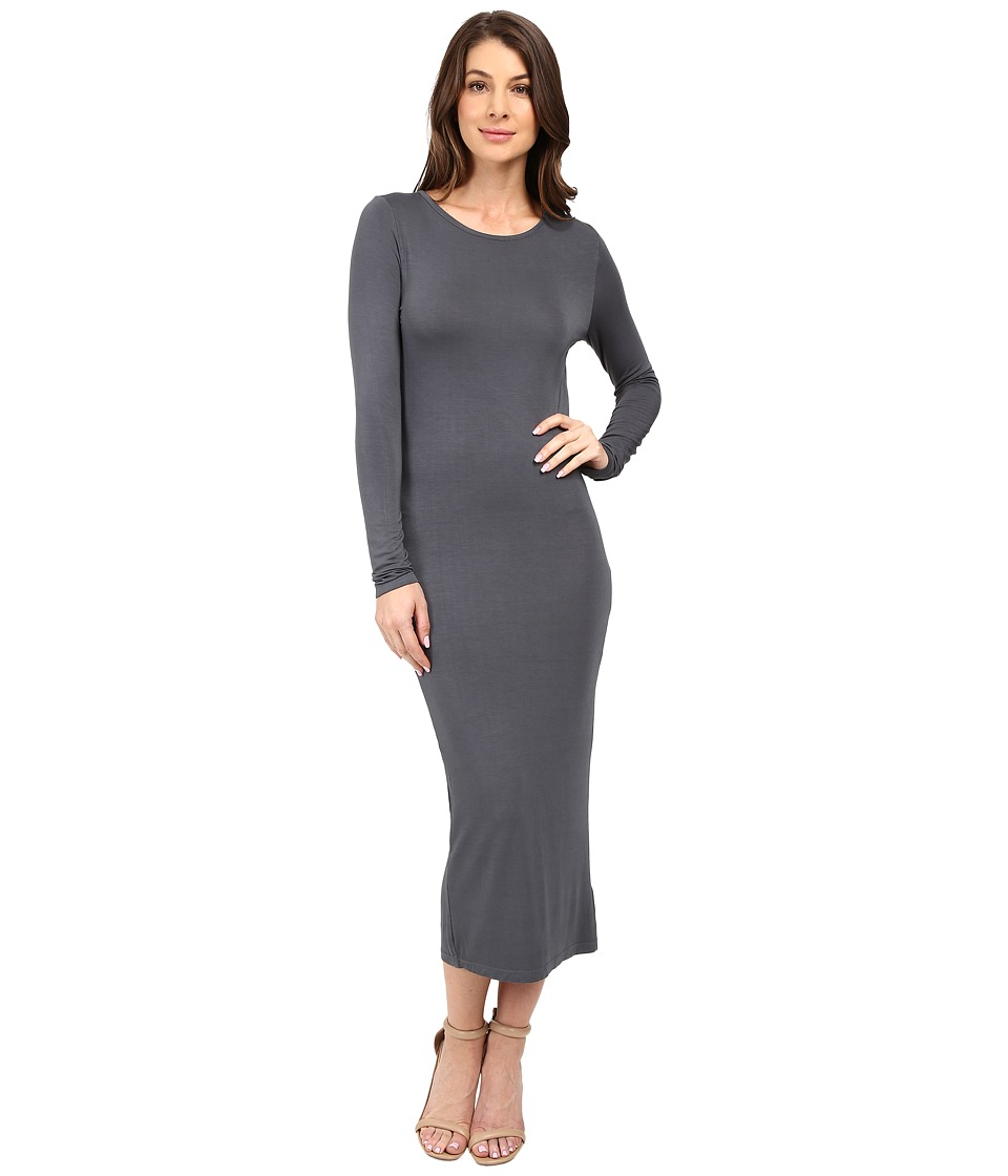 Young Fabulous & Broke - Lulu Dress (Deep Sage) Women's Dress