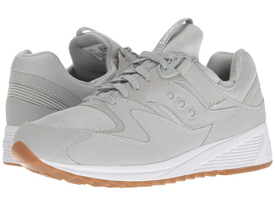 Saucony Originals - Grid 8500 (Grey) Men's Classic Shoes