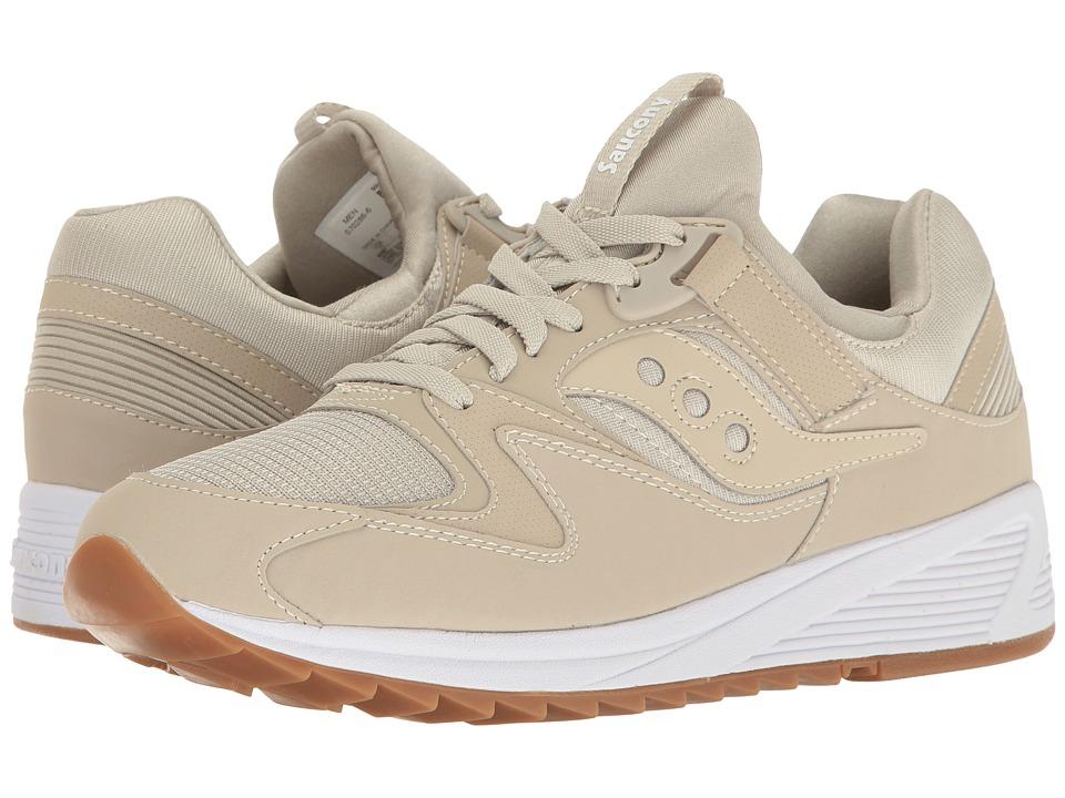 Saucony Originals - Grid 8500 (Cement) Men's Classic Shoes