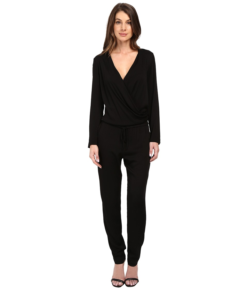 Young Fabulous & Broke - Zander Jumpsuit (Black 1) Women's Jumpsuit & Rompers One Piece