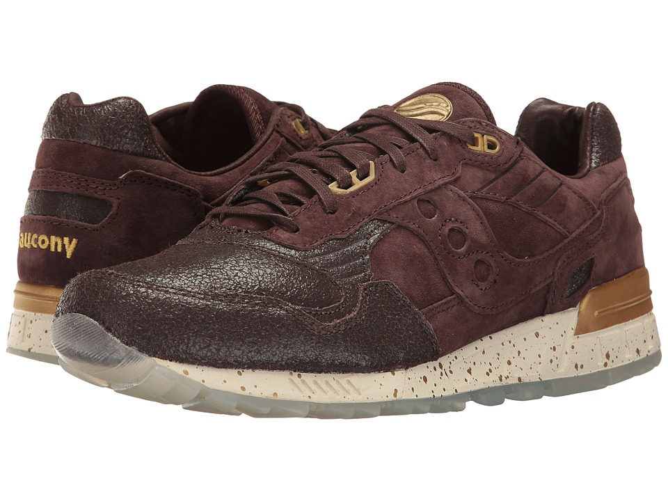 Saucony Originals - Shadow 5000 (Brown) Men's Classic Shoes