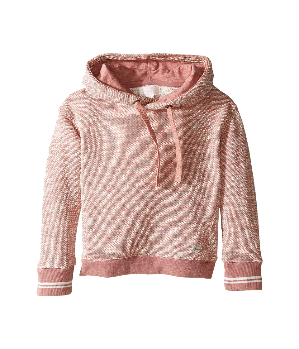 Pumpkin Patch Kids - Sibella Sweater (Infant/Toddler/Little Kids) (Dusty Rose Marle) Girl's Sweater