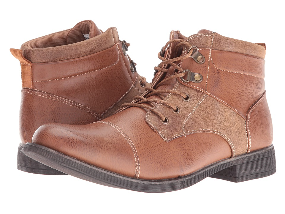 Steve Madden - Banjo (Cognac) Men's Shoes