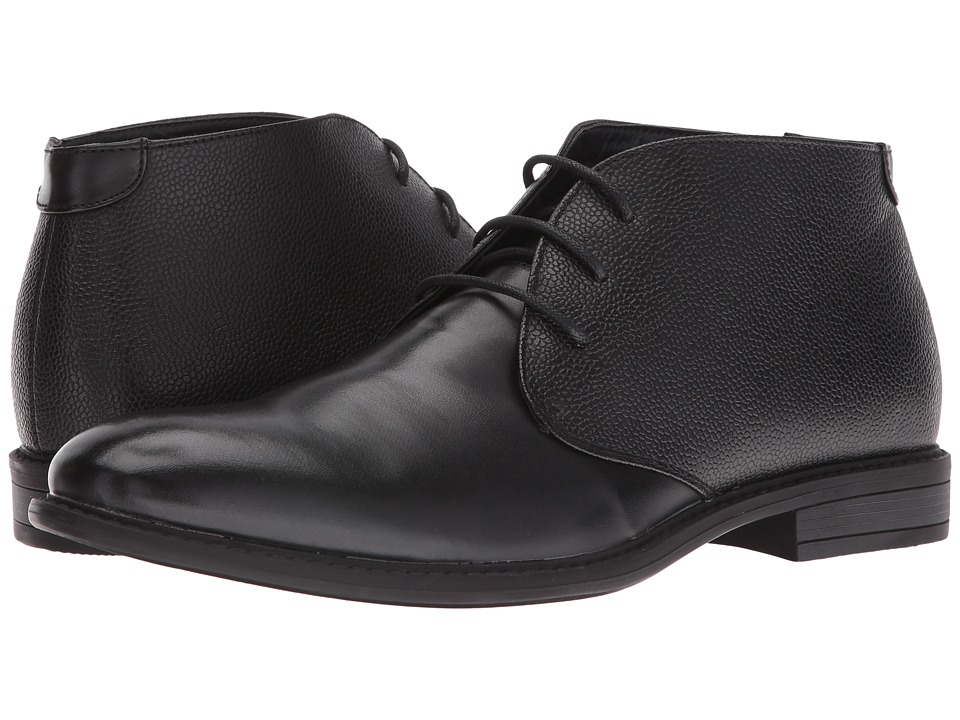 Steve Madden - Hungry (Black) Men's Shoes