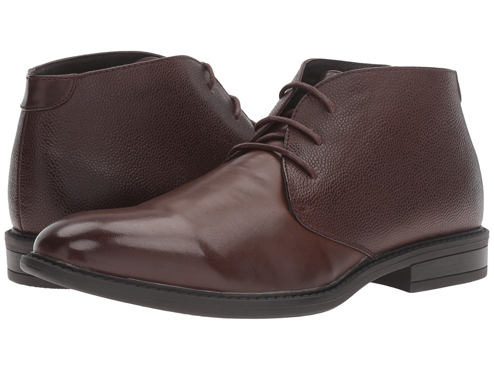 Steve Madden - Hungry (Brown) Men's Shoes