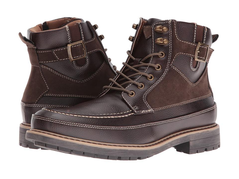 Steve Madden Nopes Brown Mens Shoes