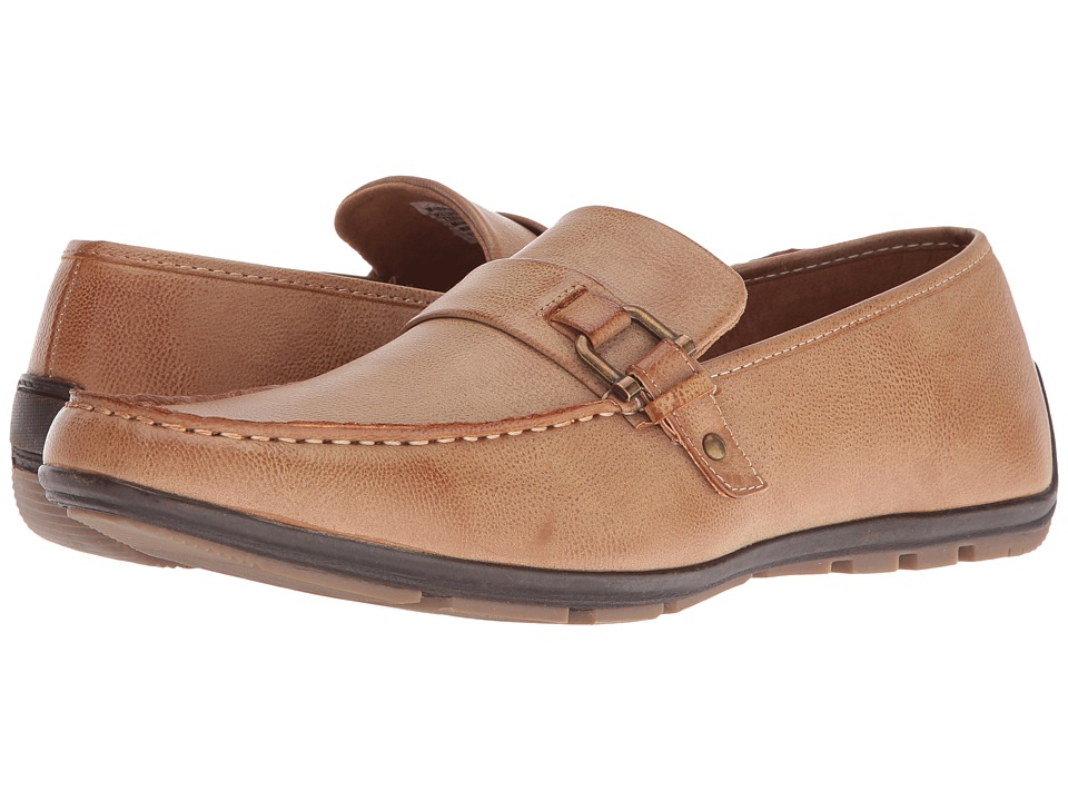 Steve Madden - Nephew (Tan) Men's Shoes