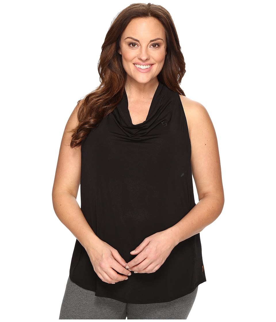 Lucy - Extended Uncharted Tank Top (Lucy Black) Women's Sleeveless