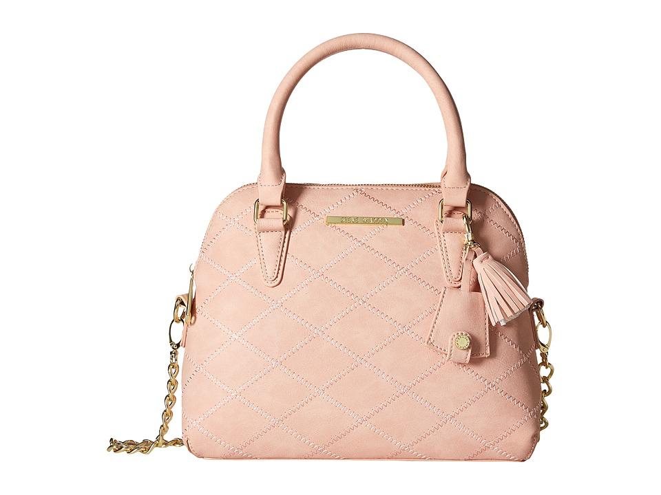 Steve Madden - Bhelena Satchel (Blush) Satchel Handbags