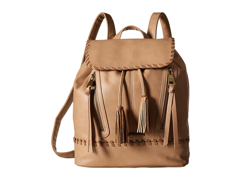 Steve Madden - BJulia Backpack (Taupe) Backpack Bags