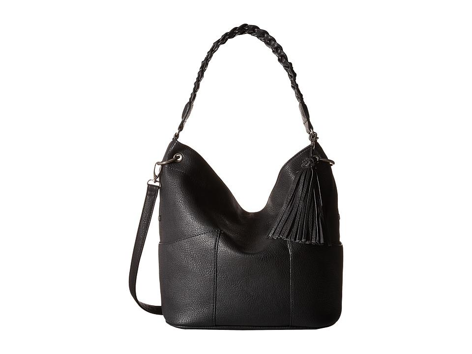 Steve Madden - BBolt Hobo (Black) Hobo Handbags