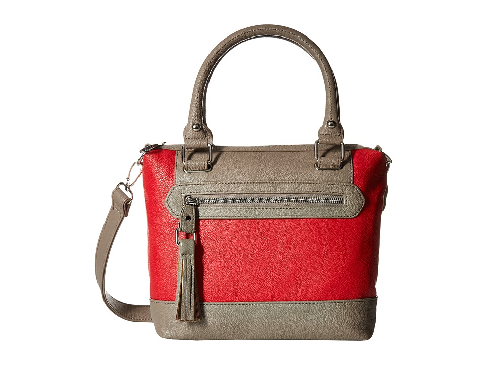 Steve Madden - Bbenz Mini Crossbody (Red/Smoke) Cross Body Handbags