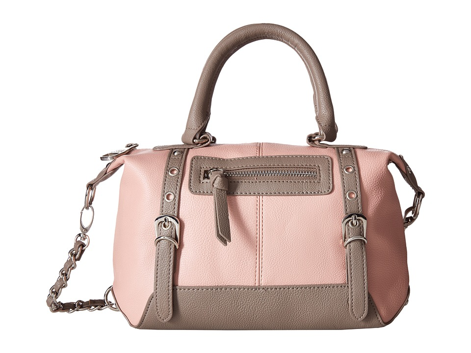 Steve Madden - BSloan Mini Crossbody (Blush/Smoke) Cross Body Handbags