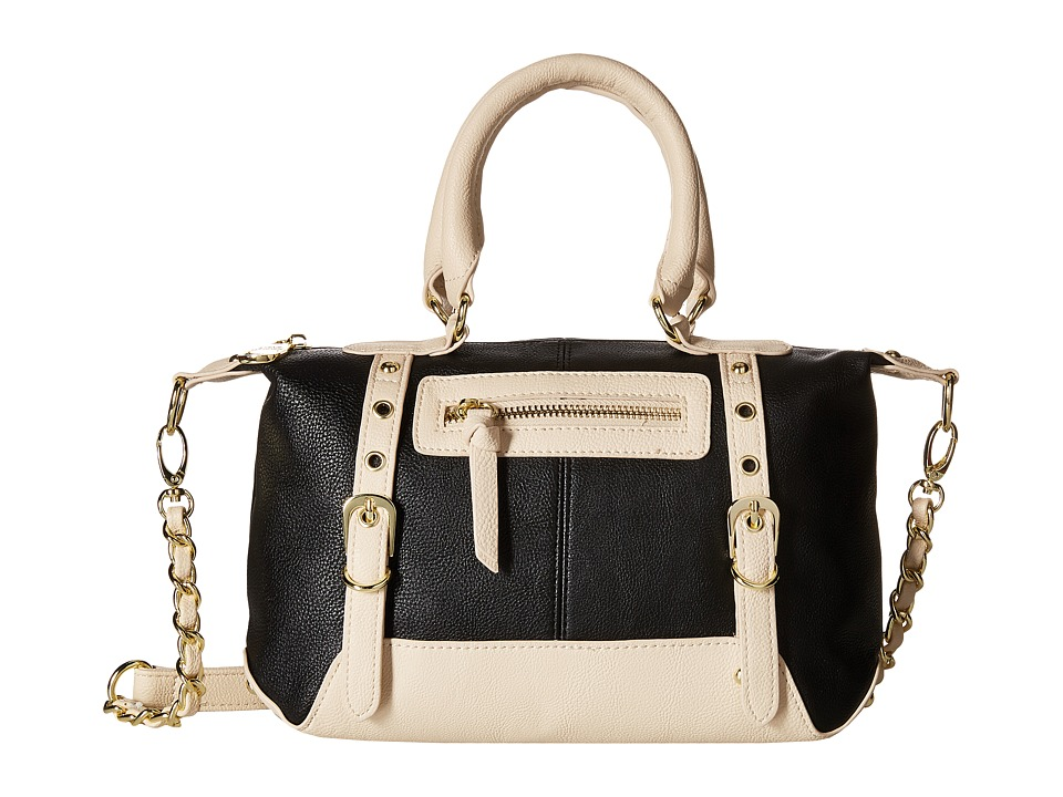 Steve Madden - BSloan Mini Crossbody (Black/Cream) Cross Body Handbags
