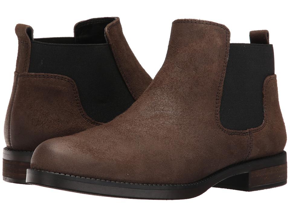 Franco Sarto - Claudio (Nimbus Grey/Black) Women's Shoes