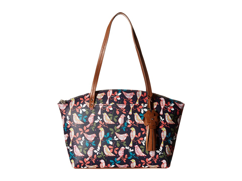 Relic - Caraway Novelty Medium Tote (Bird) Tote Handbags