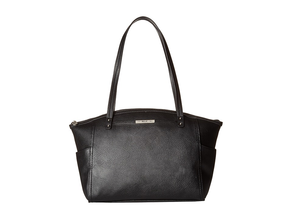 Relic - Caraway Solids Medium Tote (Black) Tote Handbags