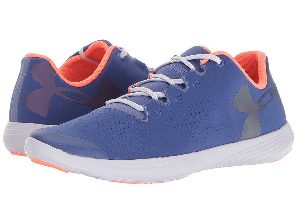 Under Armour Kids - UA Street Precision Low IR (Big Kid) (Deep Periwinkle/Lavender Ice/Europa Purple) Girls Shoes
