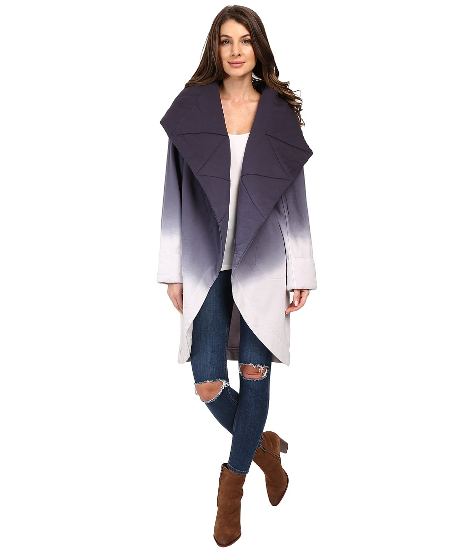 Young Fabulous & Broke - Sandrine Coat (Eclipse Ombre) Women's Coat