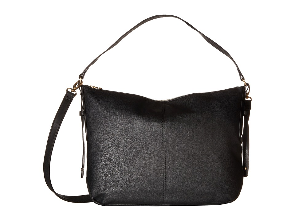 Relic - Landon Convertible Hobo (Black) Hobo Handbags